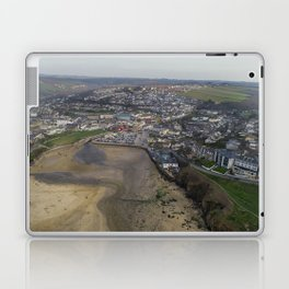 Perranporth Beach Laptop & iPad Skin