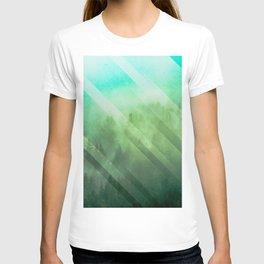 Emerald Adventure Awaits T-shirt