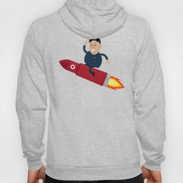The Nuclear Rider Hoody
