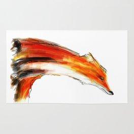 Wise Fox Reverse Rug