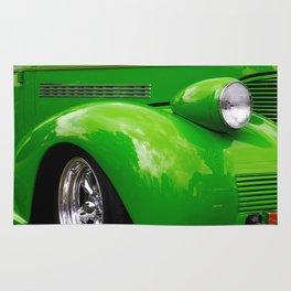 Green Machine Rug