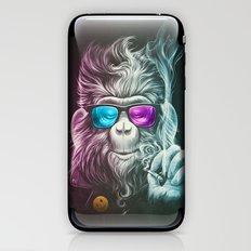 Smoky iPhone & iPod Skin
