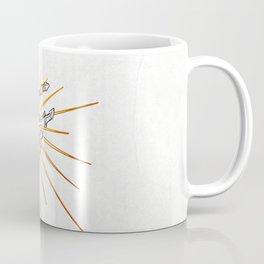 Skeleton Hand Inktober :: Dreadful Fairy Tales Coffee Mug