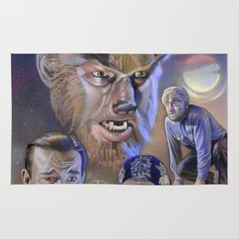 The Wolf Man (1941) Rug
