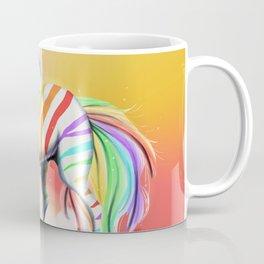 Zebra Unicorn Coffee Mug