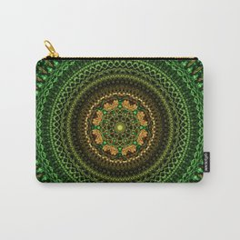 Forest Eye Mandala Carry-All Pouch