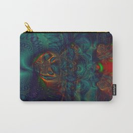 Trancelike State Psychedelic Carry-All Pouch