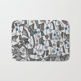 - fresque_02 - Bath Mat