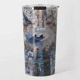 Arc De Triomphe, Paris Travel Mug