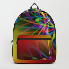 Abstract perfection - 102 Backpack