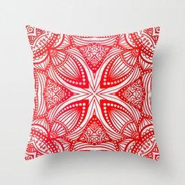 Martenitsa Throw Pillow
