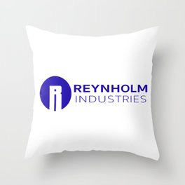 Reynholm Industries - The IT Crowd Throw Pillow