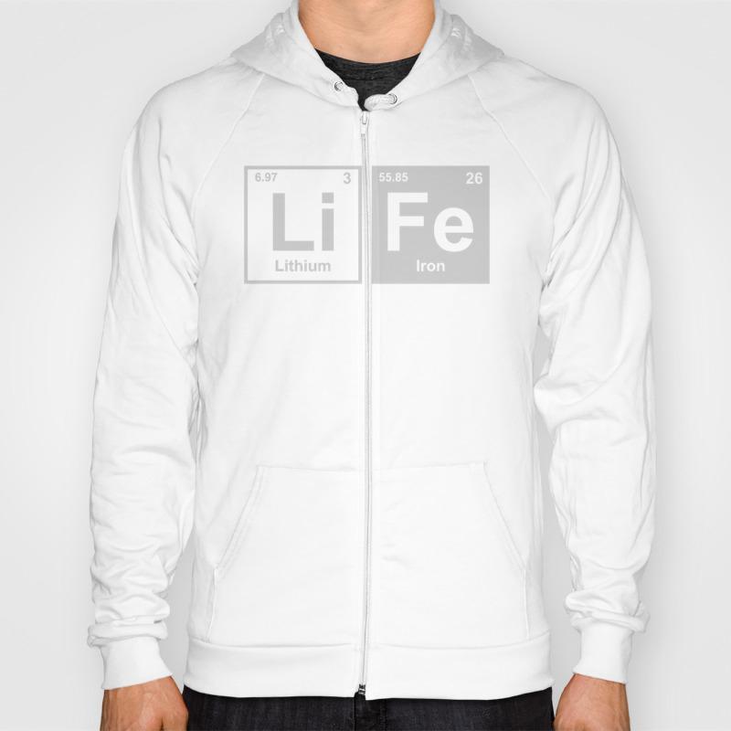 Life Elements Spelling T-shirt - Periodic Chemistr… Sweatshirt by Merchtrending SSR8774669