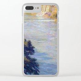 Philip L. Hale Niagara Falls Clear iPhone Case