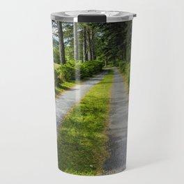 Country Path Walks Travel Mug