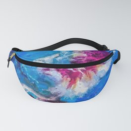 Underneath Fanny Pack
