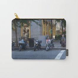 Wheels in the City Carry-All Pouch