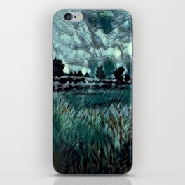 Cat Tails At Dusk: Eilendeir iPhone Skin