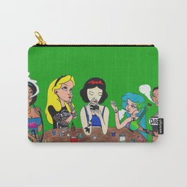 Princess Teaparty Carry-All Pouch