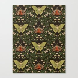 Pinned Canvas Print