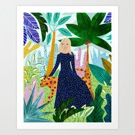 Safari #society6 #decor #buyart Art Print