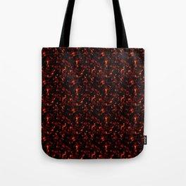 Dark Tortoiseshell Tote Bag