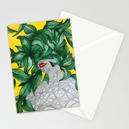 Yellow Stationery Cards