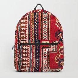 Kazak Southwest Caucasus Niche Rug Print Backpack