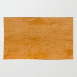 Dante Orange Stucco - Luxury - Rustic - Faux Finishes - Venetian Plaster Rug