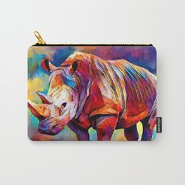 Rhinoceros Carry-All Pouch