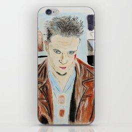Brad Pitt-Tyler Durden iPhone Skin