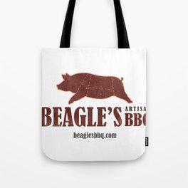 Beagle's BBQ Tote Bag