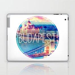 Budapest, Hungary, Chain Bridge Laptop & iPad Skin