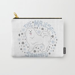 The Majestic Samoyed Carry-All Pouch