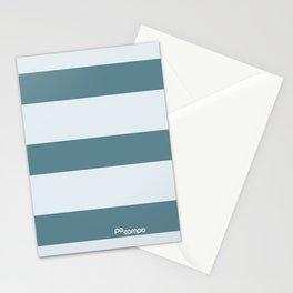 Sky Stripes Stationery Cards