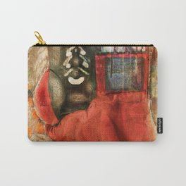 Boxing Modern Carry-All Pouch