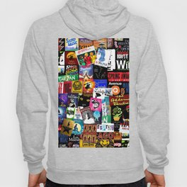 Musicals Collage Hoody