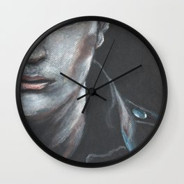 Robert Pattinson as Edward Cullen Wall Clock