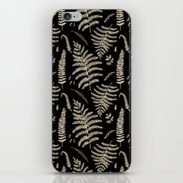 Fern Pattern 2 iPhone Skin
