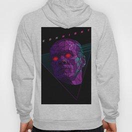 Neonnight 80s cyborg Hoody