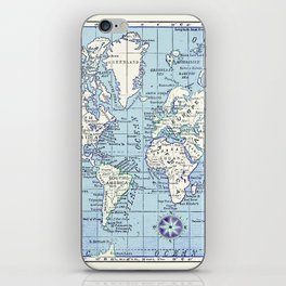 A Really Nice Map iPhone Skin