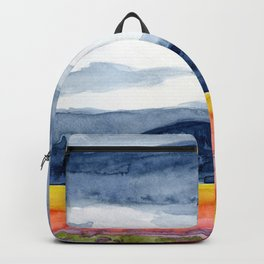 Windmills and Daydreams Backpack