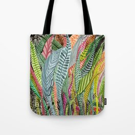 Sea Plants Tote Bag