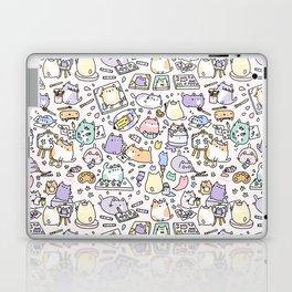 Artsy Cats Laptop & iPad Skin