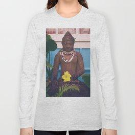 Vintage Kauai Buddha Long Sleeve T-shirt