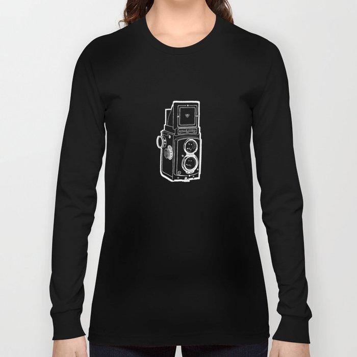 Rolleicord Long Sleeve T-shirt