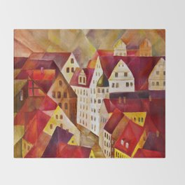 DoroT No. 0004 Throw Blanket