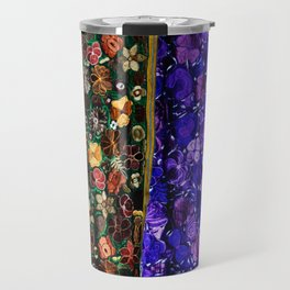 mexican art Travel Mug