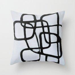 COiNCiDENCE Throw Pillow