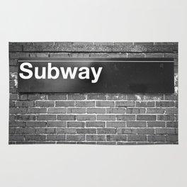 Subway Rug